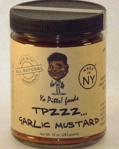 TPzzz Garlic Mustard sized 3