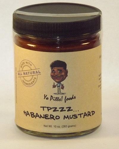 TPzzz Habanero Mustard