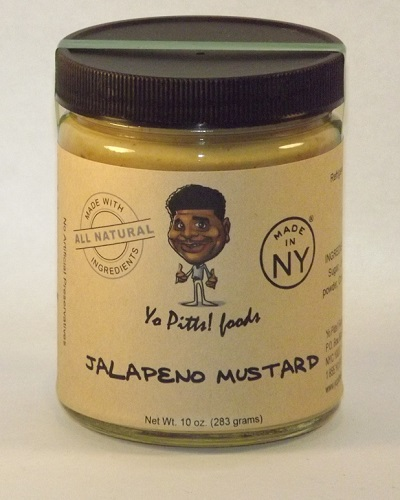 TPzzz Jalapeno Mustard sized