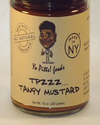TPzzz Tangy Mustard 4 sized