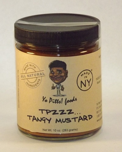 TPzzz Tangy Mustard sized