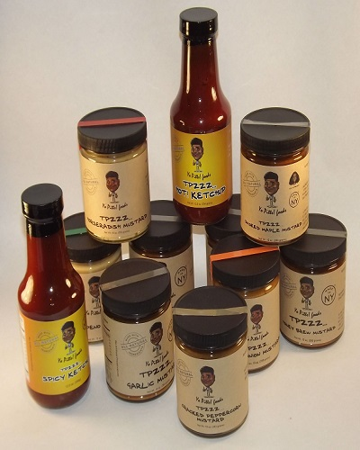 Yo Pitts! Foods product family