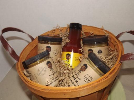 Yo Pitts! Foods 5 basket