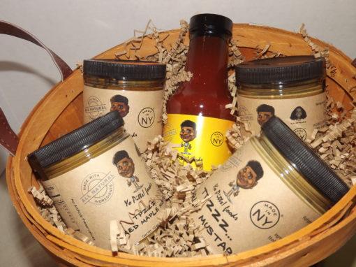 Yo Pitts! Foods 5 basket 2
