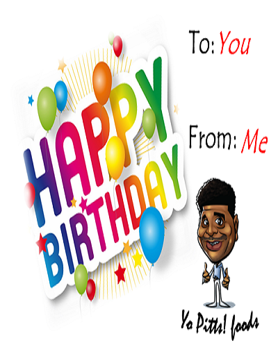 Haapy B Day
