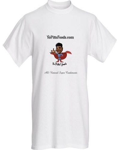 Yo Pitts! Foods T-Shirt
