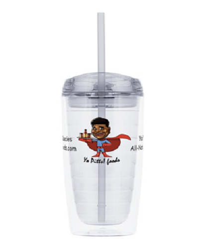 Yo Pitts! Foods Mr. Everyday Travel Cup