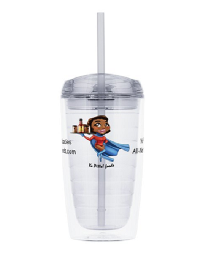Yo Pitts! Foods Mrs. Everyday Travel Cup